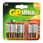 GP AA-batterijen actieblister 12 pack