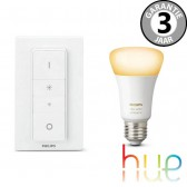 Philips Hue White Ambiance E27 dimmerset