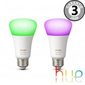 Philips Hue White Ambiance en Color E27 Duopack