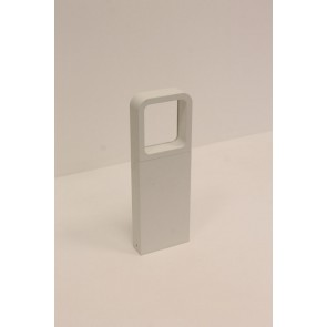 Buitenlamp paal TYRO LED helder licht | Wit