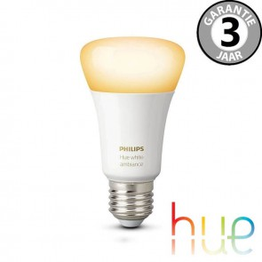 Philips Hue White Ambiance E27 losse lamp