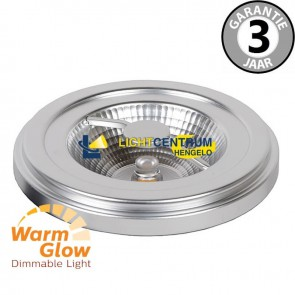 LCH LED AR111 50 watt (10W) G53 12V | Warmglow dimbaar