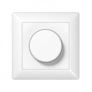 ION PRO LED dimmer 0-300 watt/VA anti flicker met dimmerknop | Nieuwste model