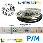 LUMIPRO LED-strip RGBWW 14,4 watt | Per meter