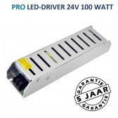 LED-driver 24 volt PRO max. 250 watt | Metalen behuizing