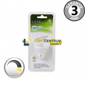 Samsung LED GU-10 35 watt (=4,5w) 3000K | Wit