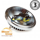 LCH LED AR111 50 watt (12W) G53 36V | Warmglow dimbaar