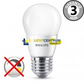 Philips LED kogellamp 60 watt (7W) E27 | Mat