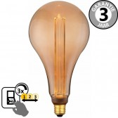 LED GIANT PEER SceneSwitch DECO GOLD 5W E27 | 3 standen dimbaar
