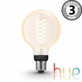 Philips Hue Filament kooldraad Globe 95mm losse lamp