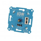 ION BASIC LED dimmer 0-200 watt/VA | met dimmerknop