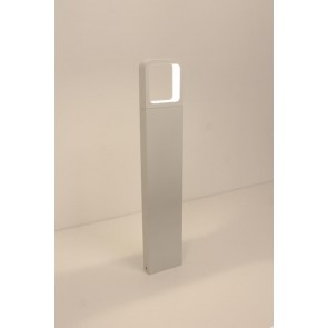 Buitenlamp paal XL TYRO LED helder licht | Wit