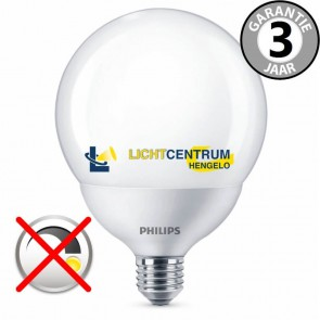 Philips LED globelamp 120 mm 120 watt (18W) E27 | Mat