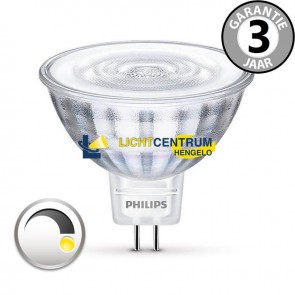 Philips LEDclassic 12 volt MR16 35 watt (5W) | Dimbaar