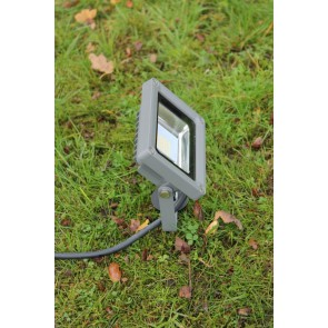Tuinspot LED FLOOD PRO straler 10 watt | 1 meter snoer