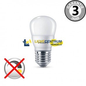 Philips LED kogellamp 15 watt (1,3W) E27 | Mat