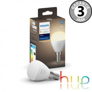 Philips Hue White E14 losse kogellamp